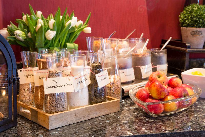buffet fruehstueck