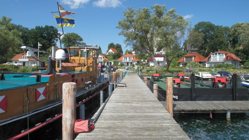 Marina in Bad Kleinen